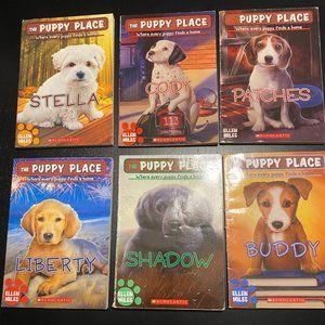 The Puppy Place - 6 books